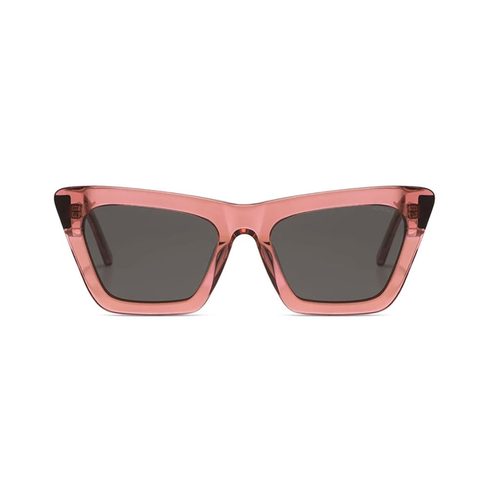 KOMONO Jessie Sunglasses in Dirty Pink