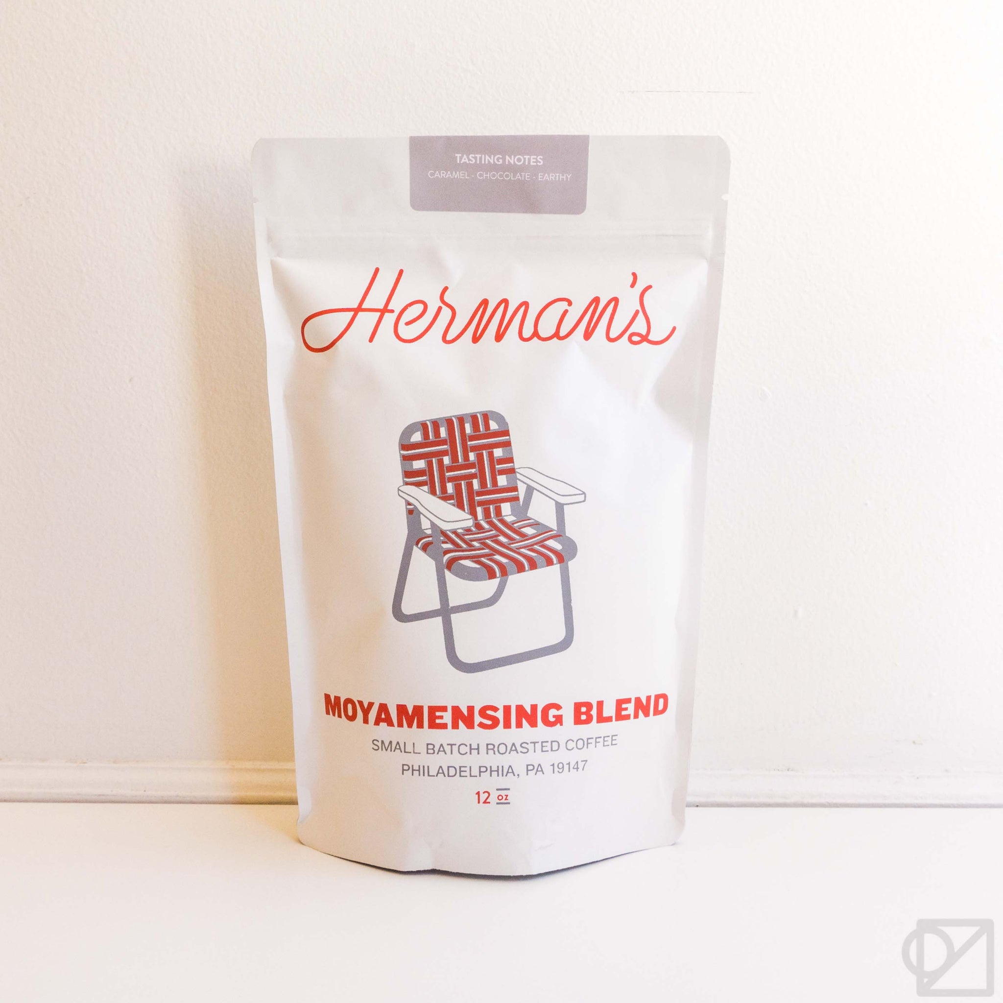 Herman's Moyamensing Blend  12oz Bag of Coffee Beans