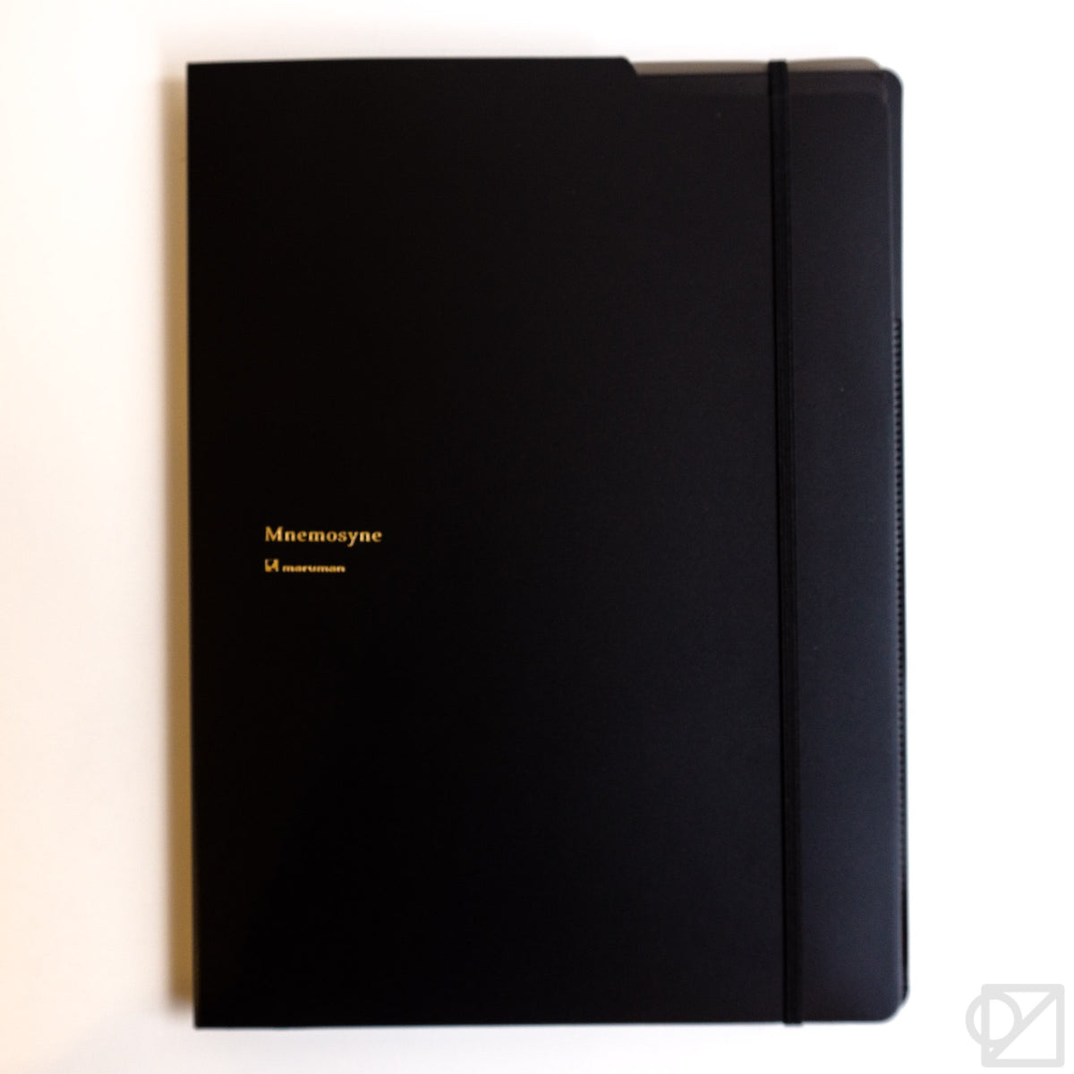 Mnemosyne A4 Notepad Holder + Pockets