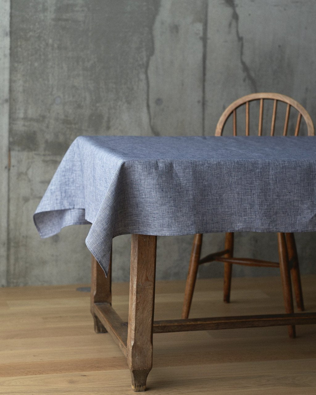 Fog Linen Work Table Cloth Mia