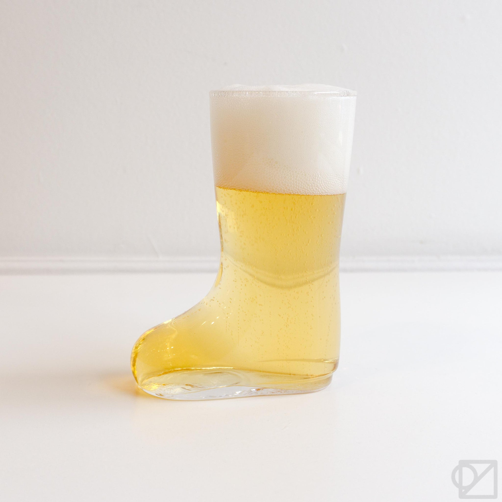 The Boot Glass