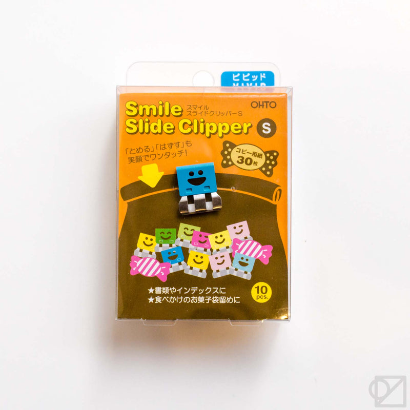 OHTO Smile Slide Clips