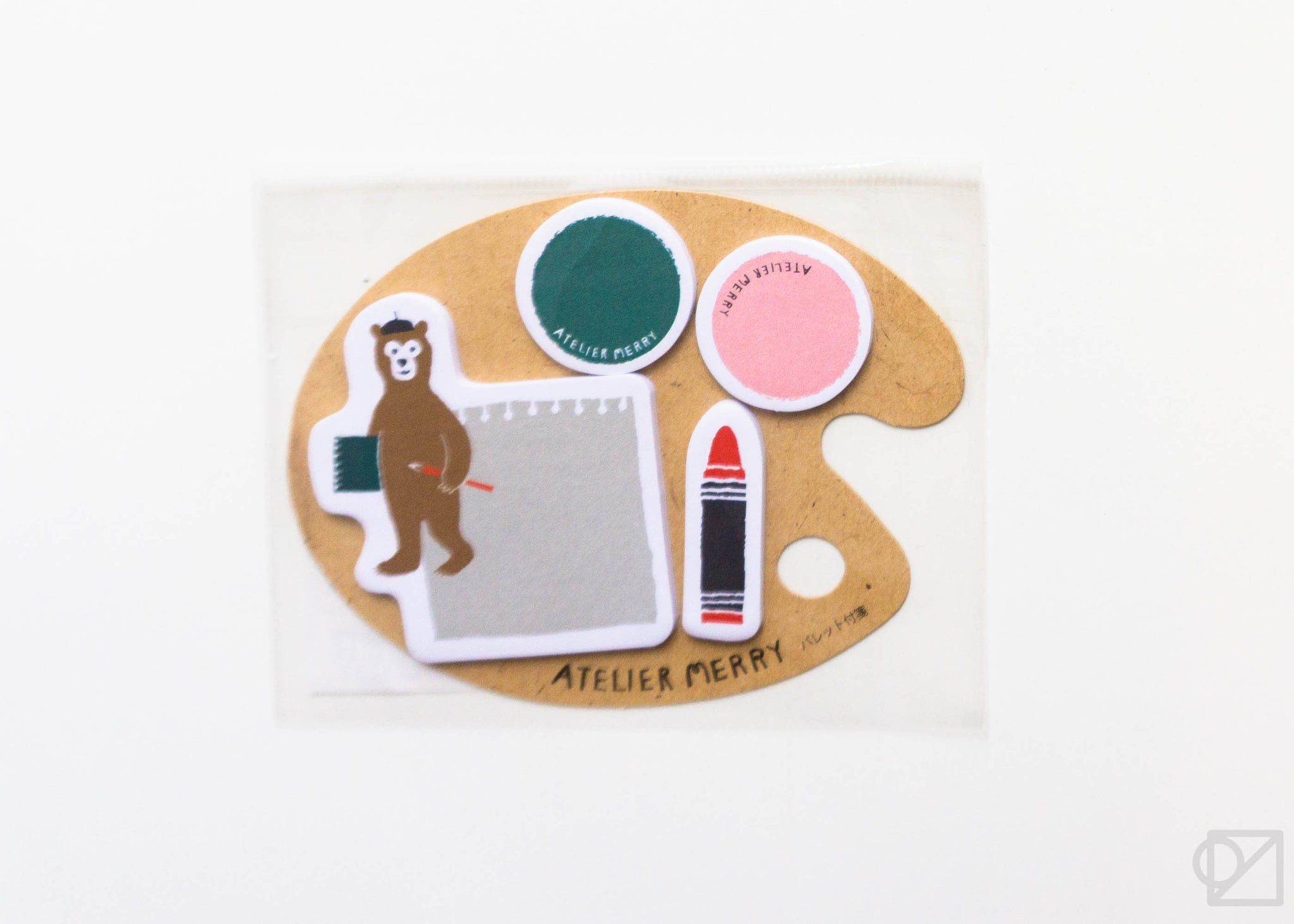 Atelier Merry Sticky Note Set