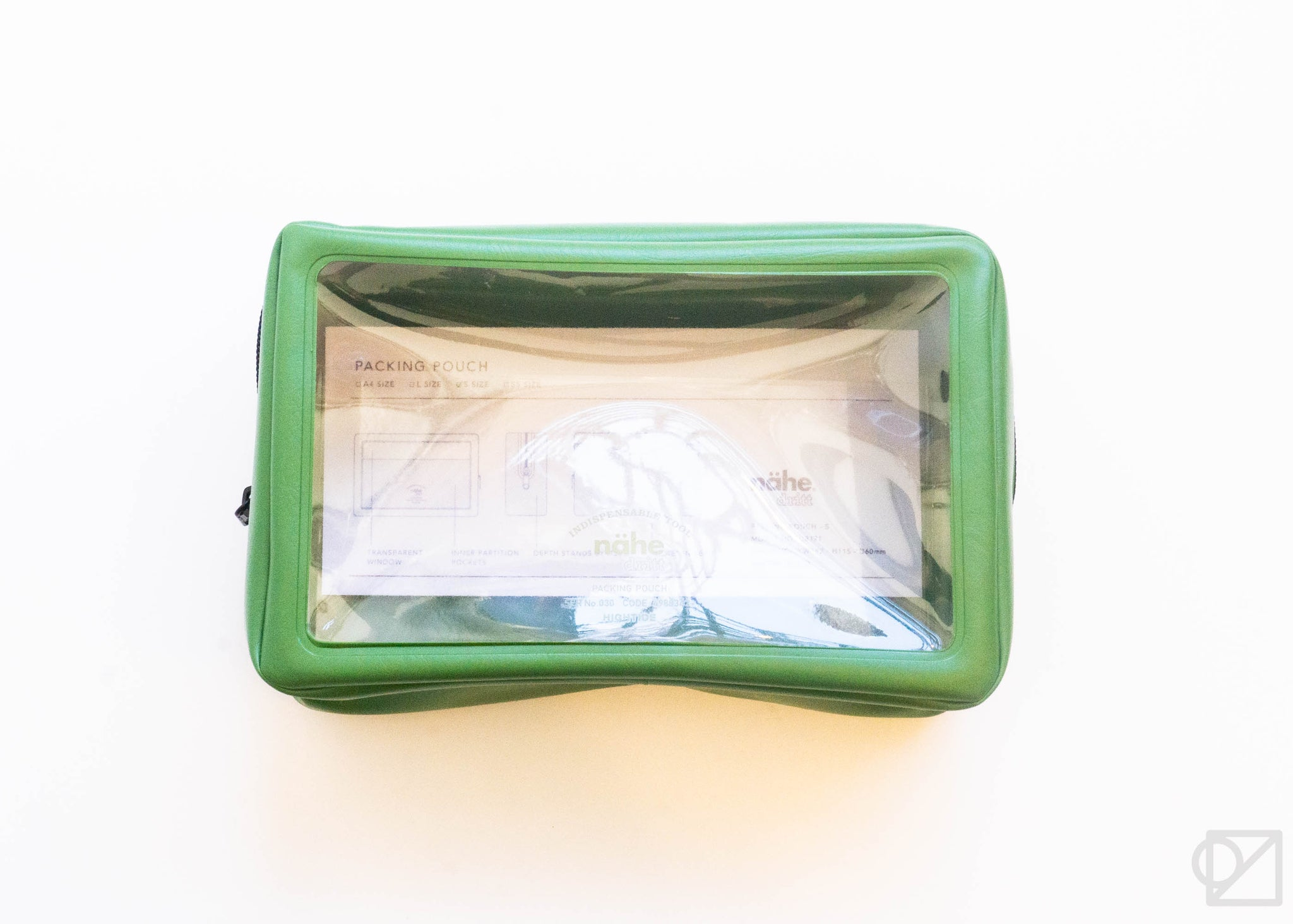 nähe Packing Pouch Green