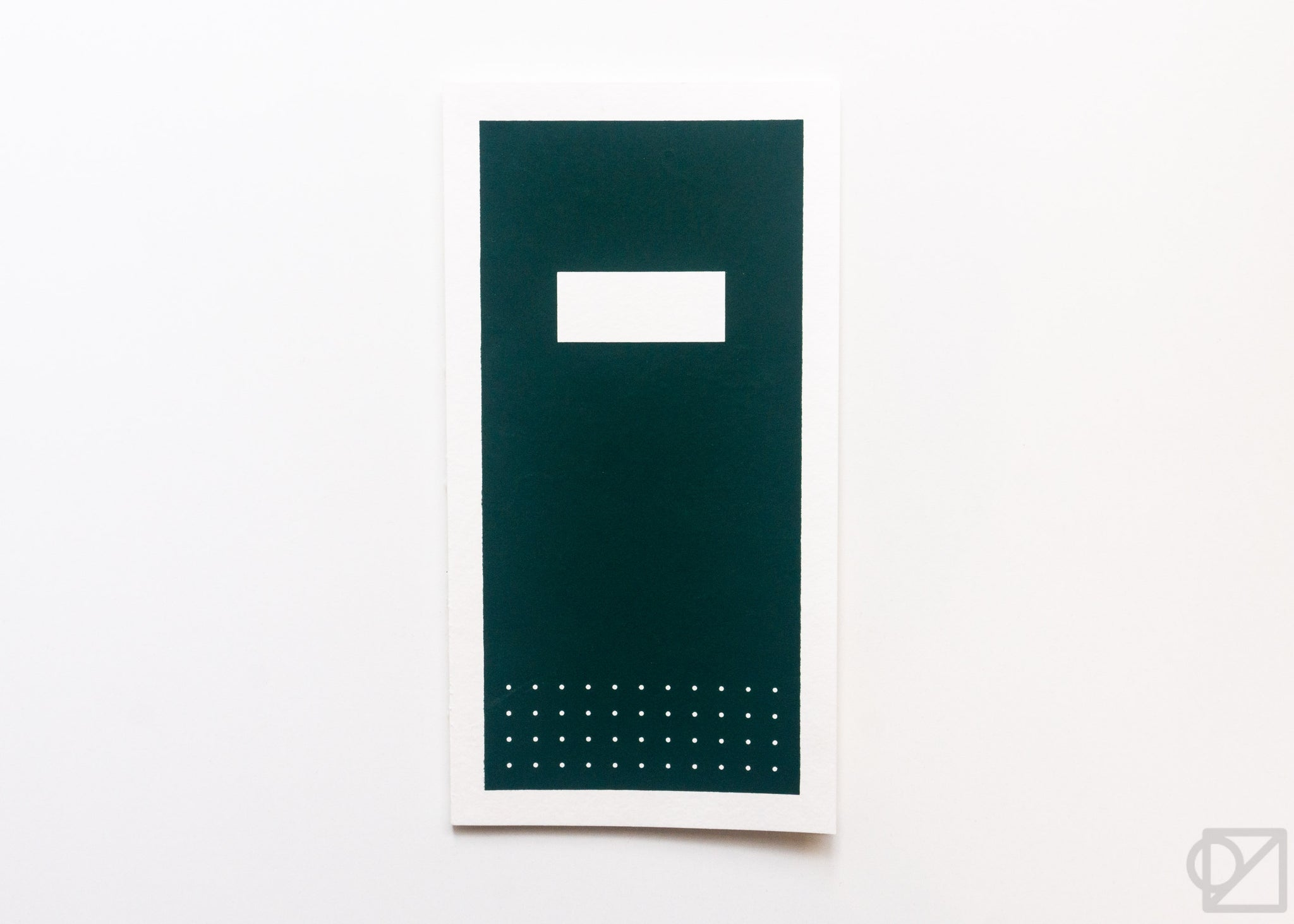 Hanaduri Hanji Paper Travel Notebook Dot Grid