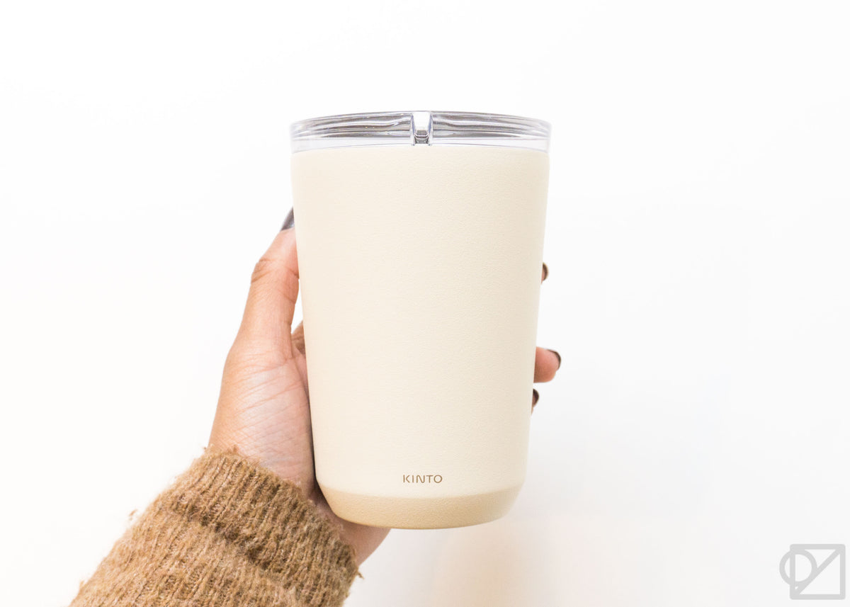 KINTO TO GO Tumbler White