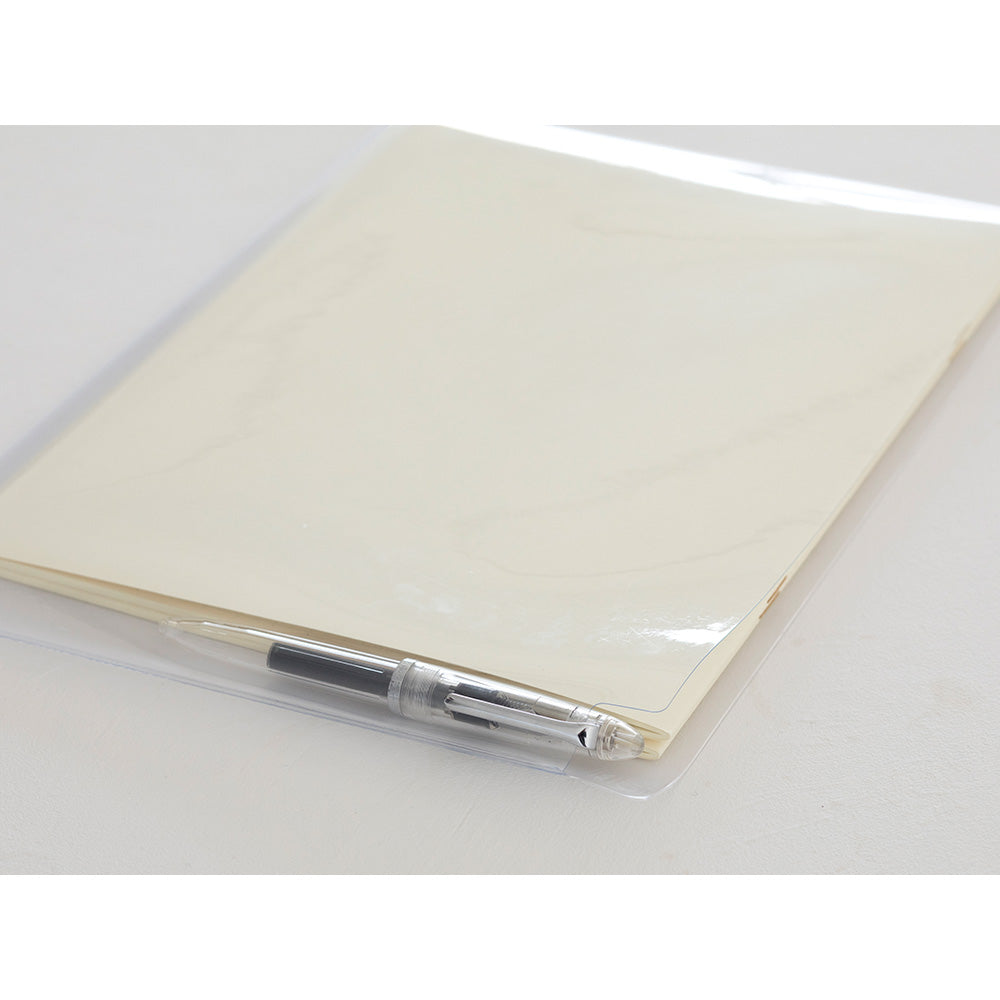 MD Clear Notebook Bag