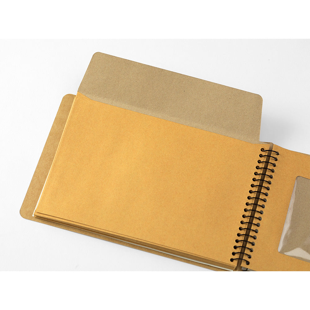 TRC Spiral Ring Notebook Bee