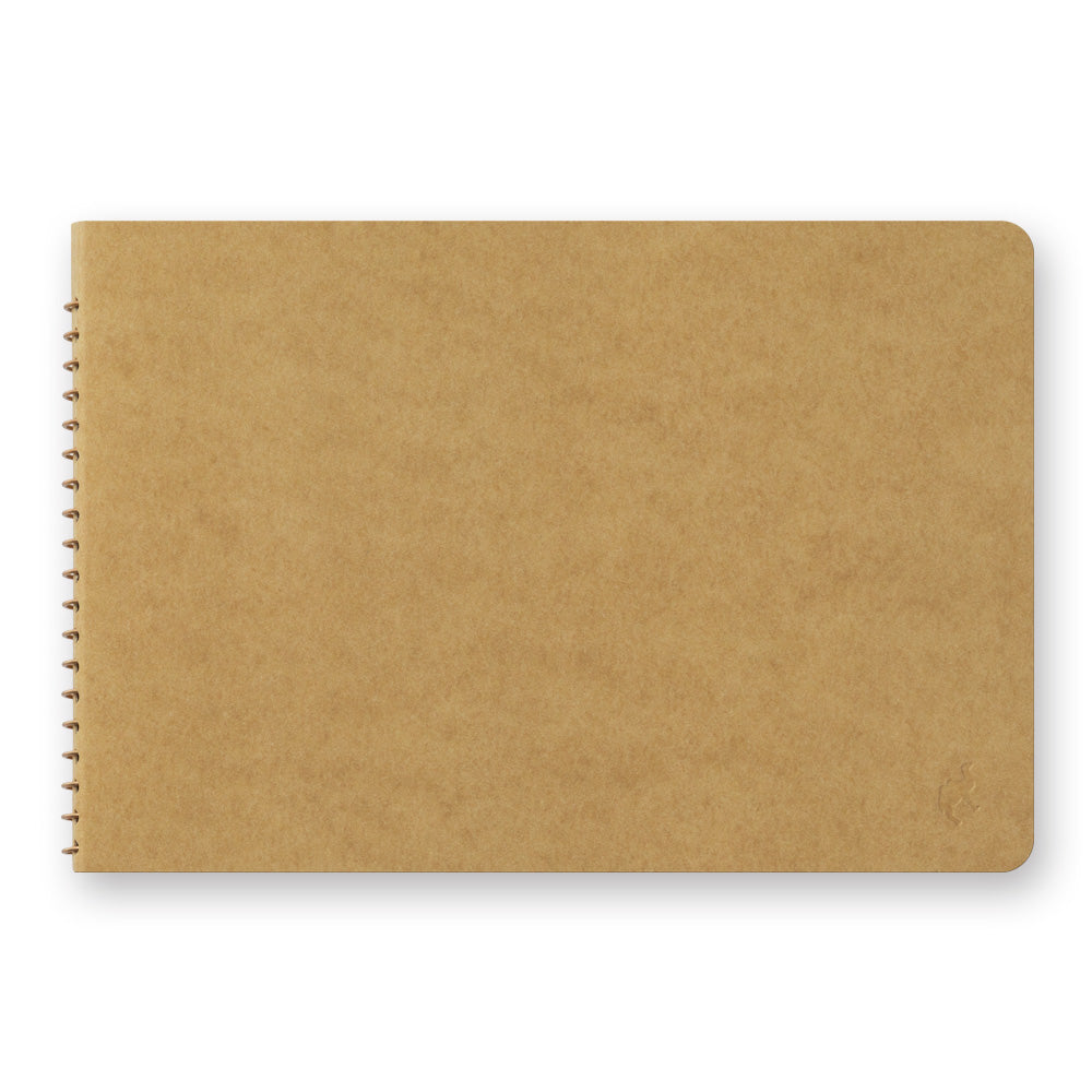TRC Spiral Ring Notebooks Camel