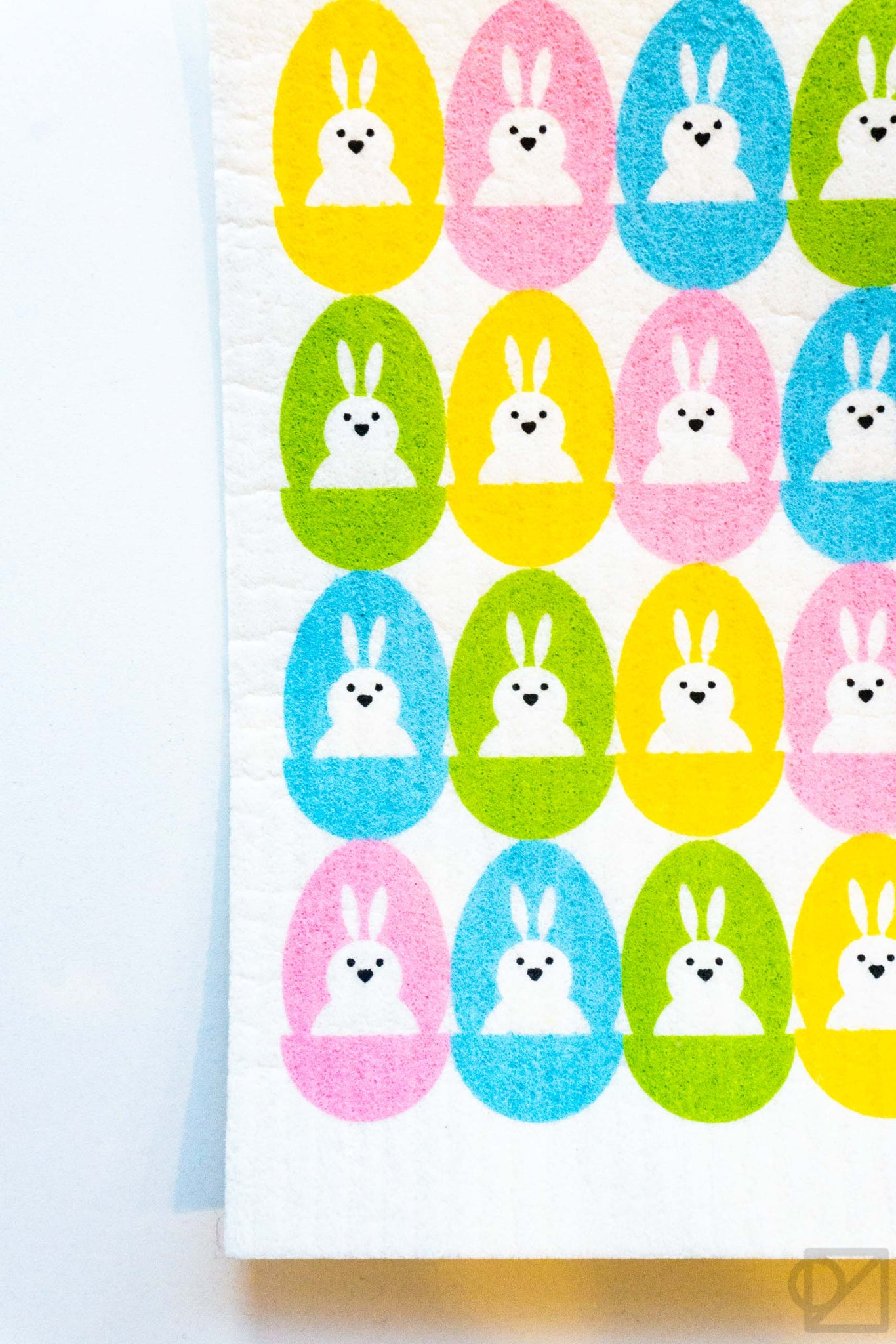 Swedish Dishcloth Bunny Circles