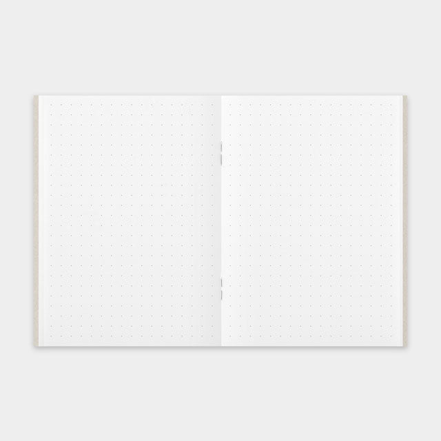 TRAVELER'S Company Passport 014 Dot Grid Notebook Refill