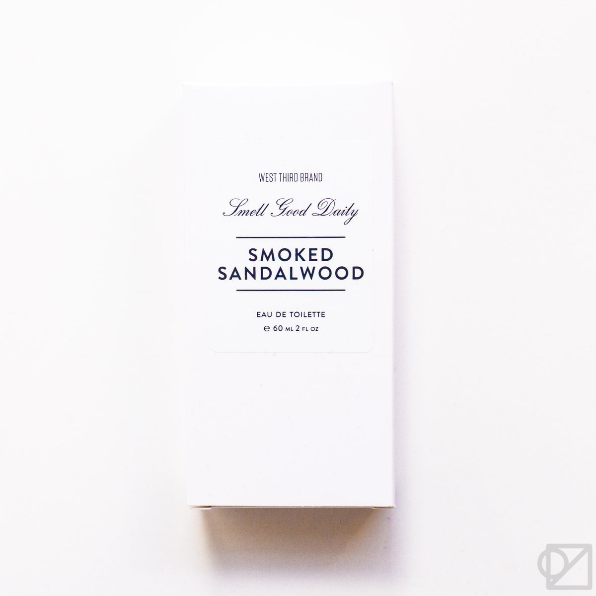 Smell Good Daily Tonic: Smoked Sandalwood