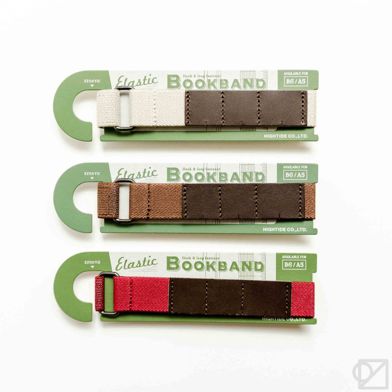 HIGHTIDE Elastic Bookbands OLD