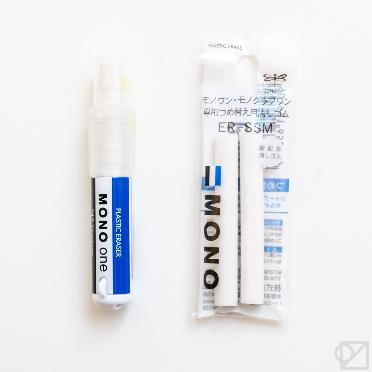 Tombow MONO One Eraser Stick