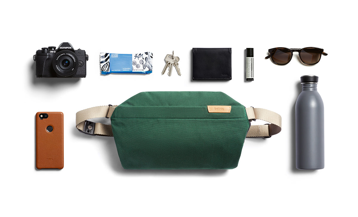 Bellroy Crossbody Sling Forest