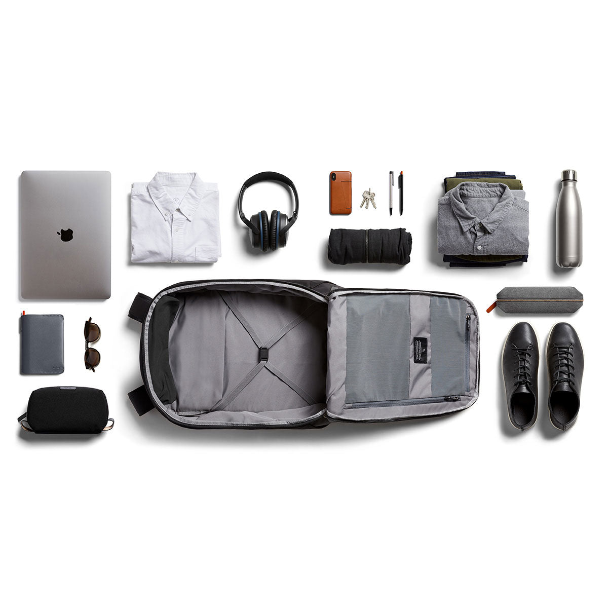 Bellroy Transit Backpack Black