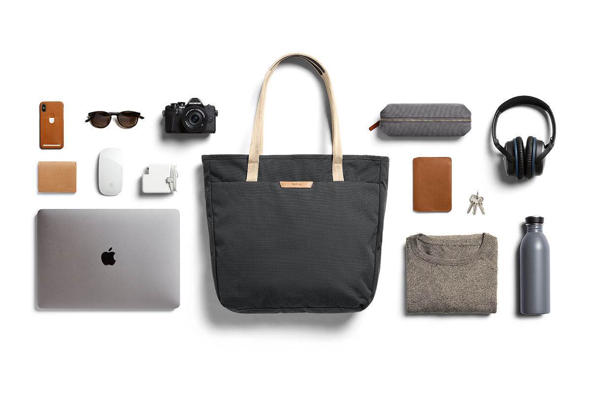 Bellroy Tokyo Tote Charcoal