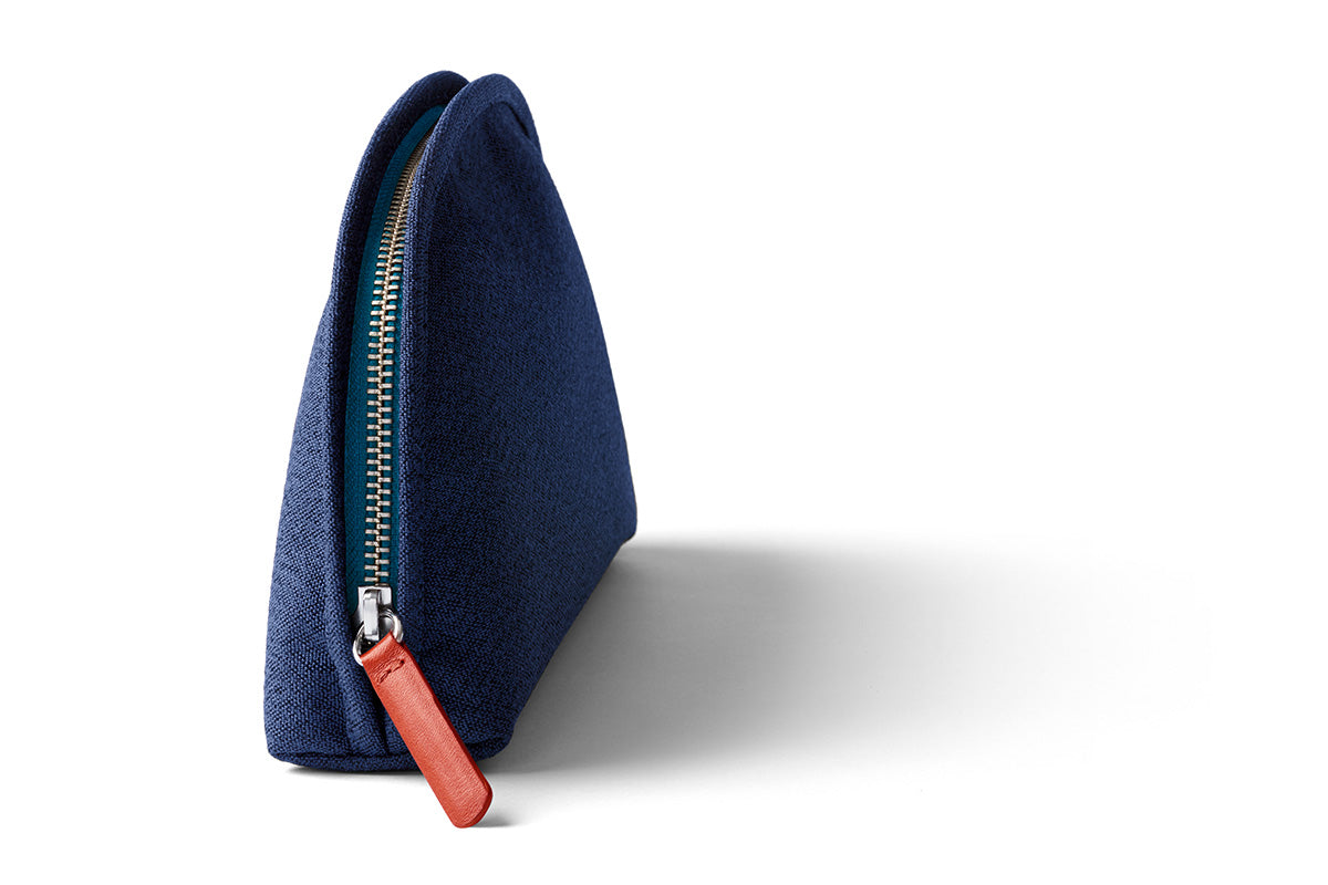 Bellroy Classic Pouch Blue Neon