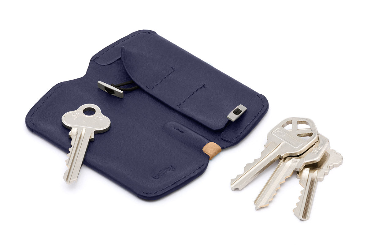 Bellroy Key Cover Plus Navy