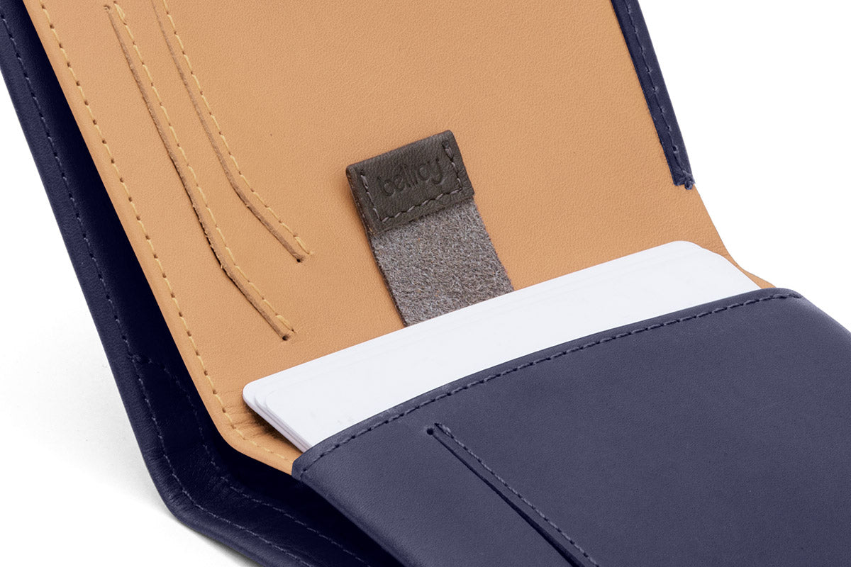 Bellroy Note Sleeve Wallet Navy RFID