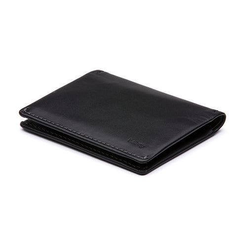Slim Sleeve Wallet Black