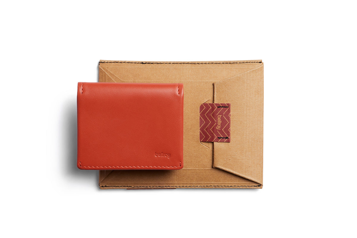 Bellroy Slim Sleeve Wallet Tangelo