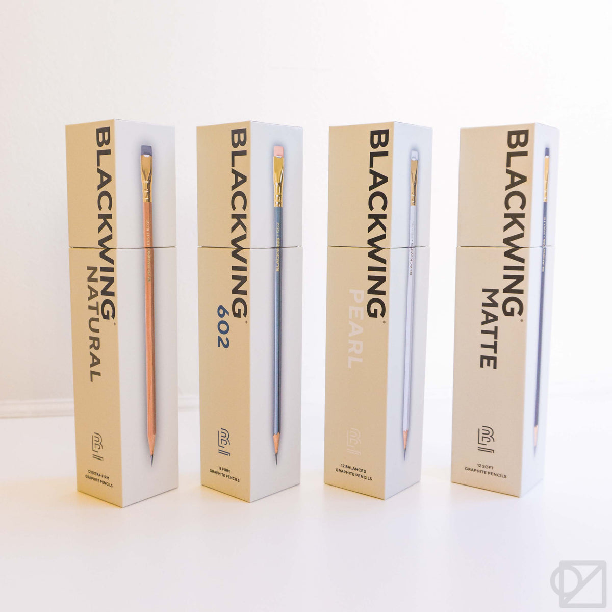 12 Pack Of palomino blackwing pencil soft /& smooth Rrp£35