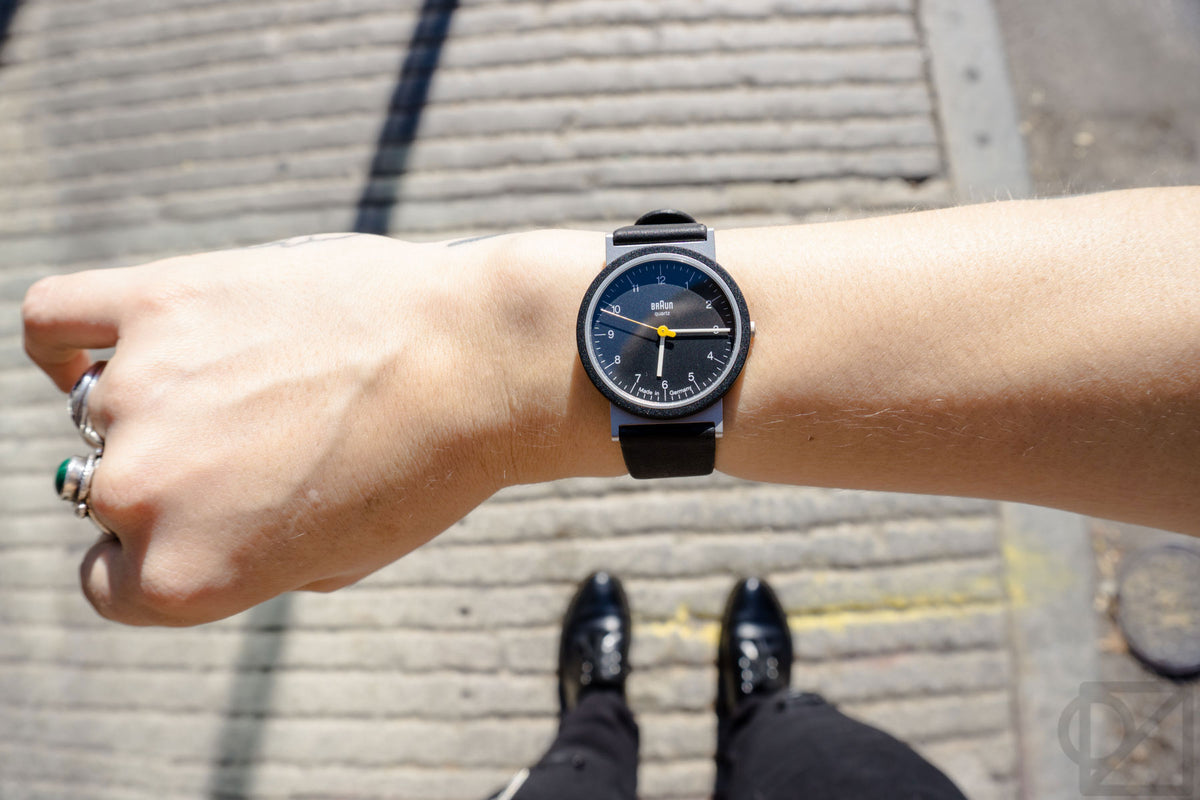 BRAUN  AW 10 Wristwatch
