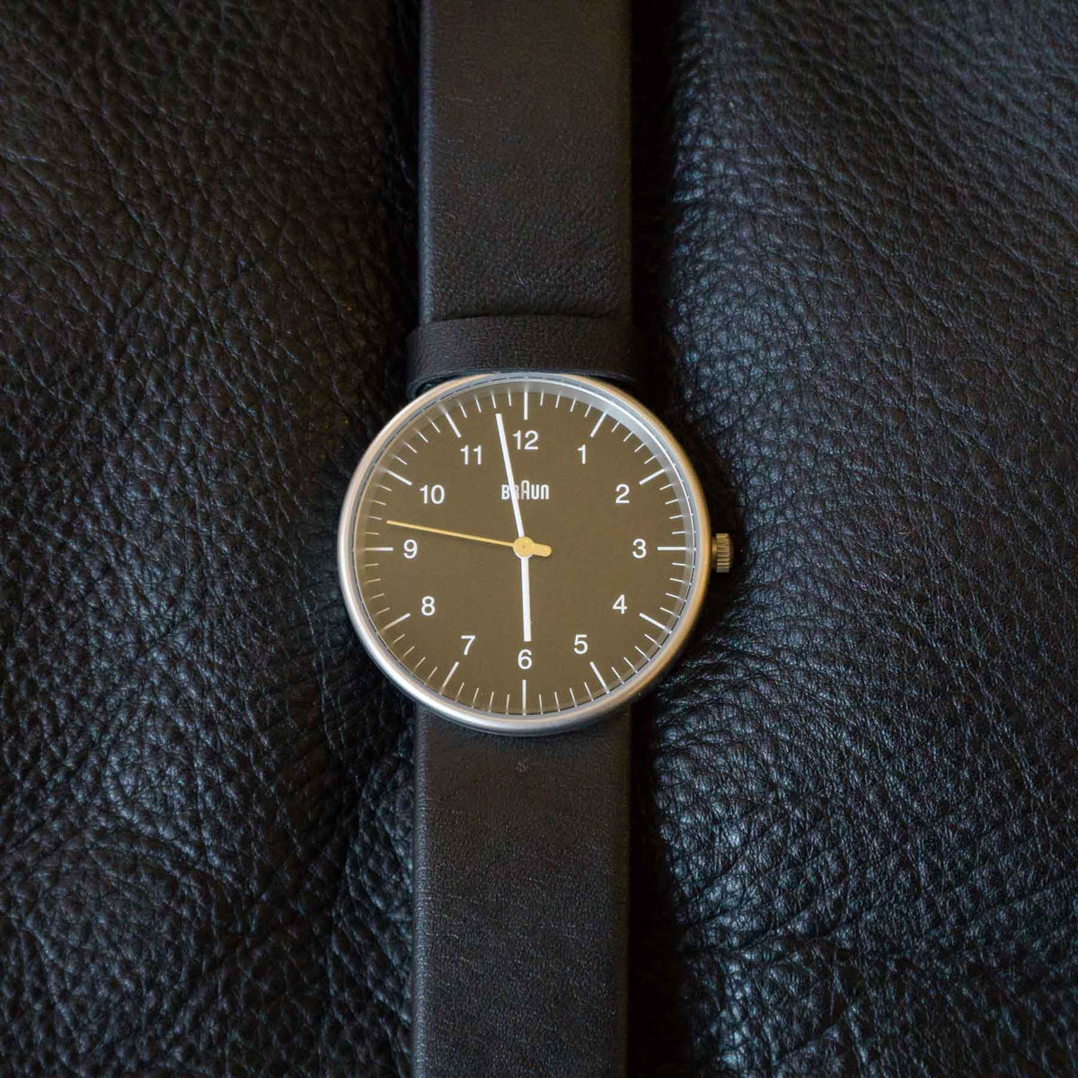 BRAUN Super 2035 Wristwatch