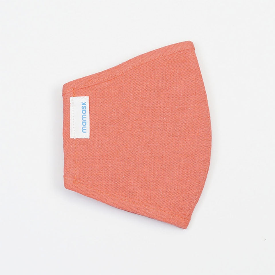 mamask Lightweight Face Mask in Orange