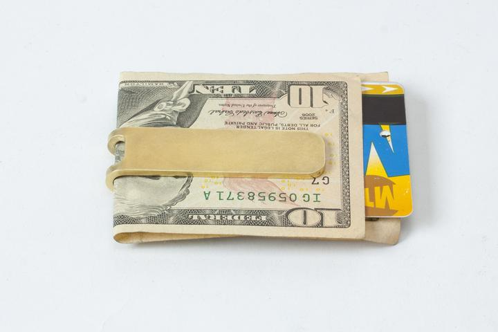 Craighill Square Money Clip