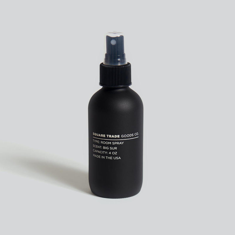 Square Trade Goods Co. 4oz Room Spray  Big Sur