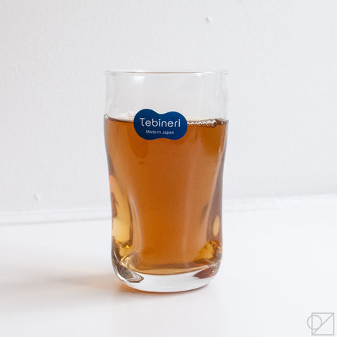 Tebineri 12oz Glass Tumbler