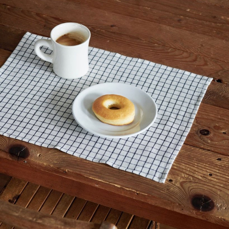 Fog Linen Work Placemat Jenn | Set of 2