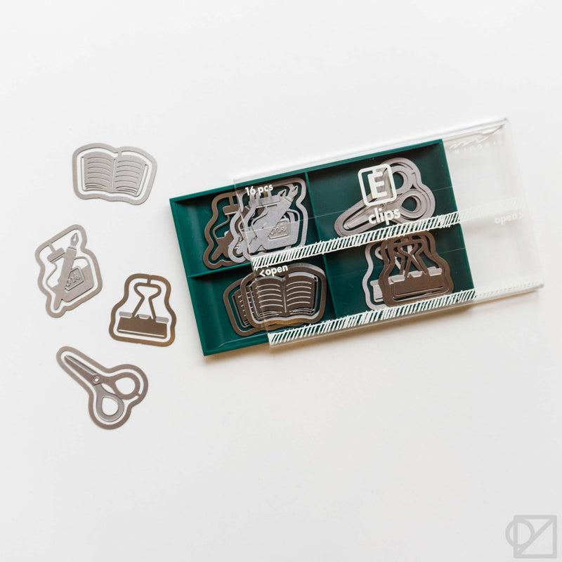 E-Clips Stationery