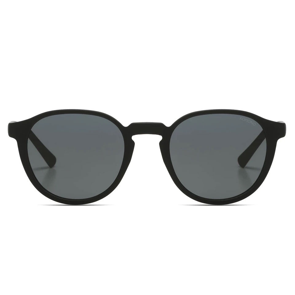 KOMONO Liam Sunglasses in Carbon
