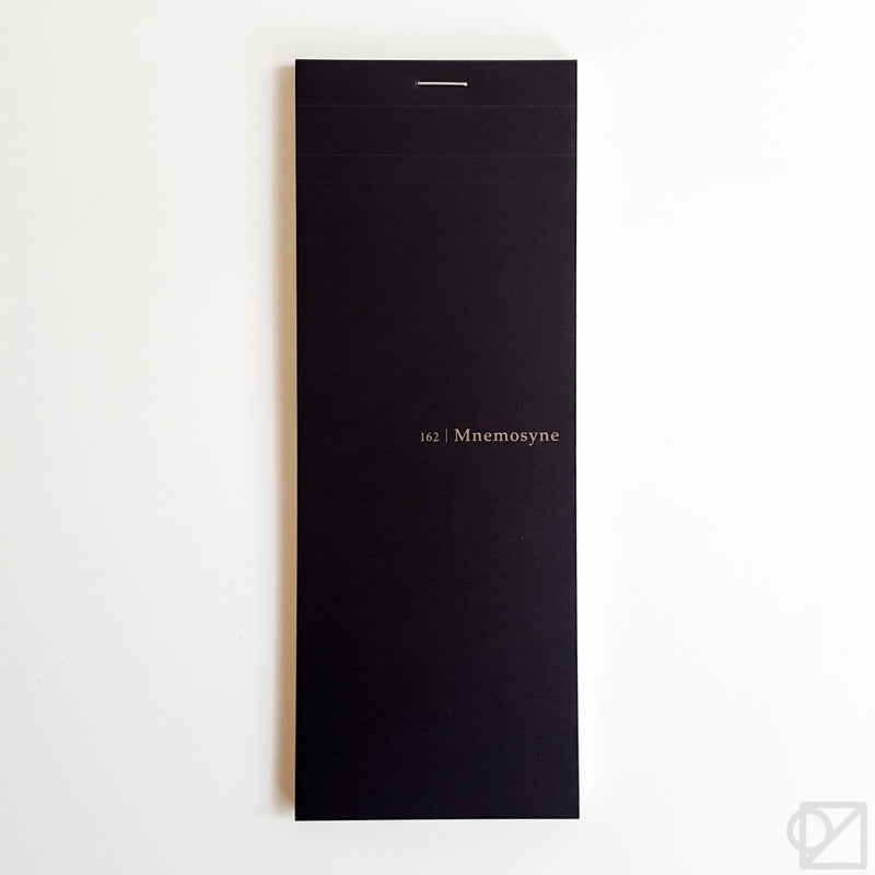 Mnemosyne Long Memo Pad 5mm Grid