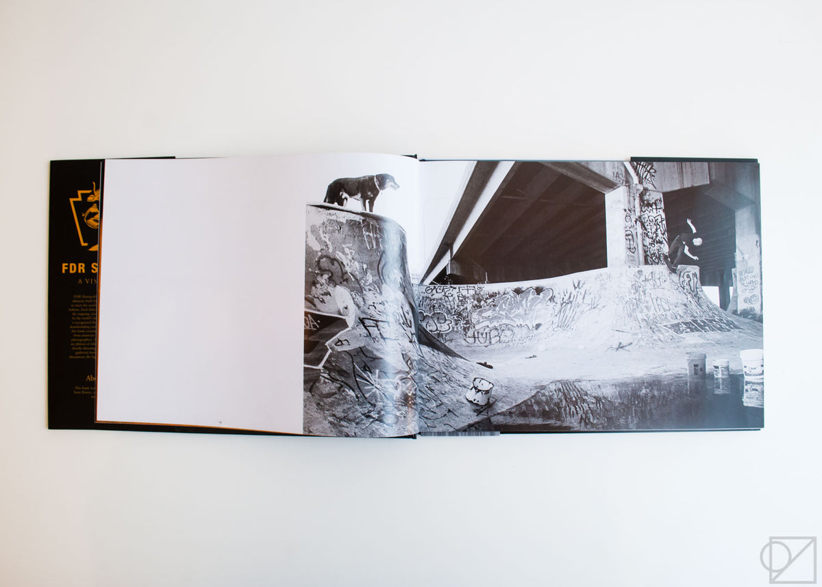 FDR Skatepark: A Visual History book