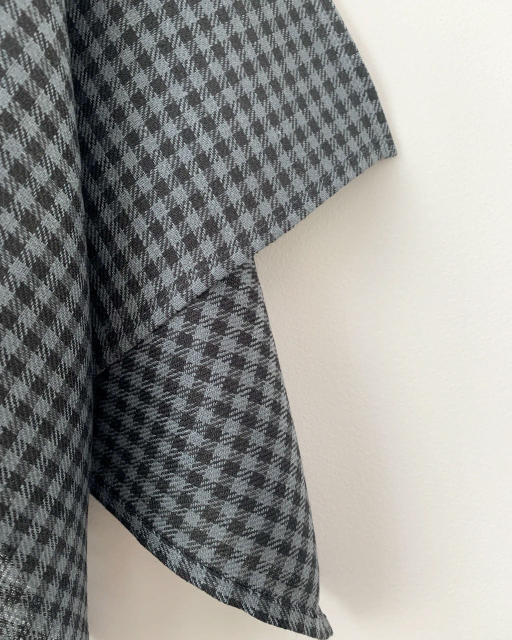 Fog Linen Work Dishcloth Set of 2 in Theo Check