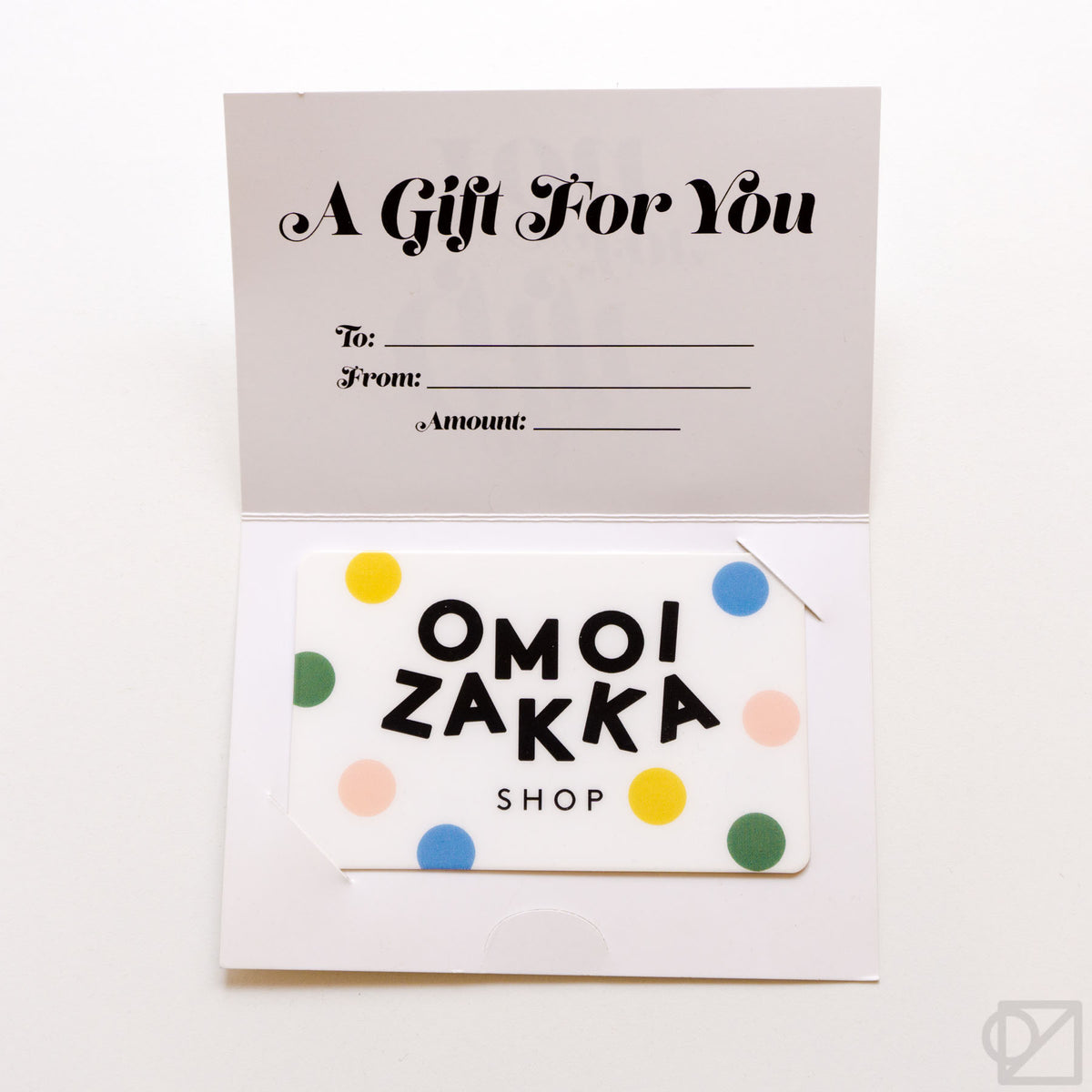 Gift Card: Buy Online Spend In-Store