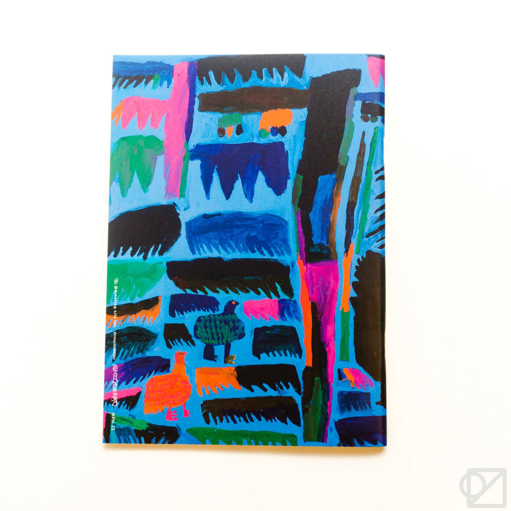 Miroco Machiko A5 Notebooks