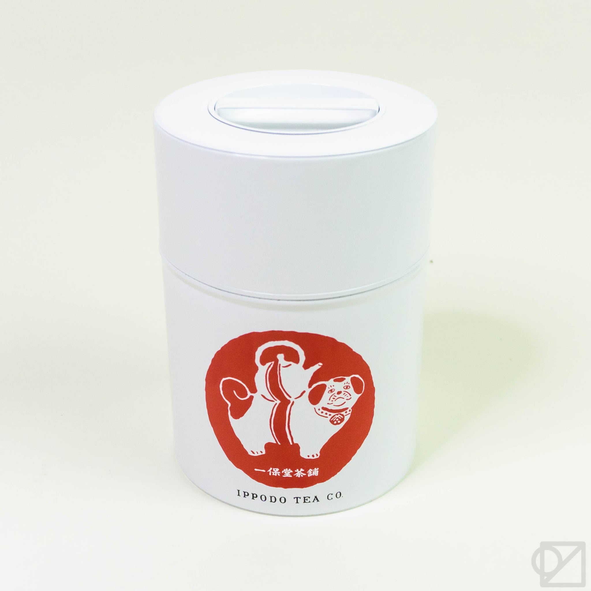 Ippodo Mugicha One-Pot Tea Bag Collector's Tin