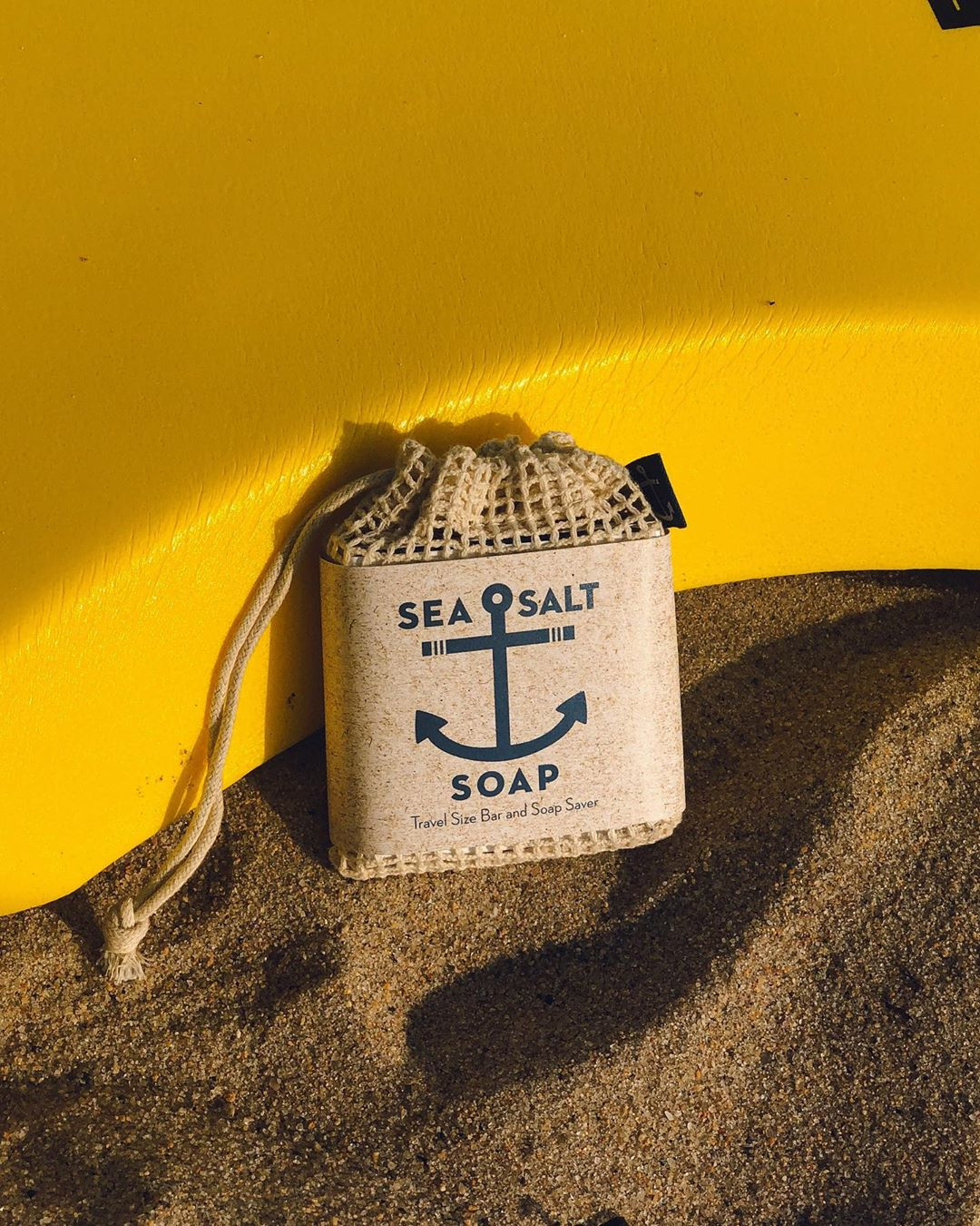 Swedish Dream Sea Salt Travel Gift Soap