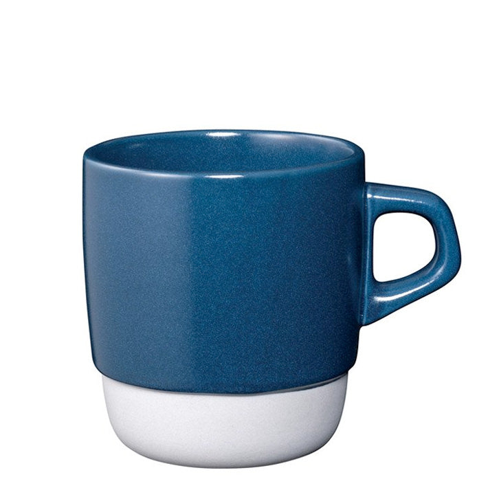 KINTO Slow Coffee Style Stacking Mug Navy