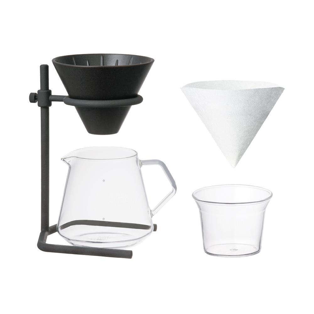KINTO Slow Coffee Style Brewer Stand Set