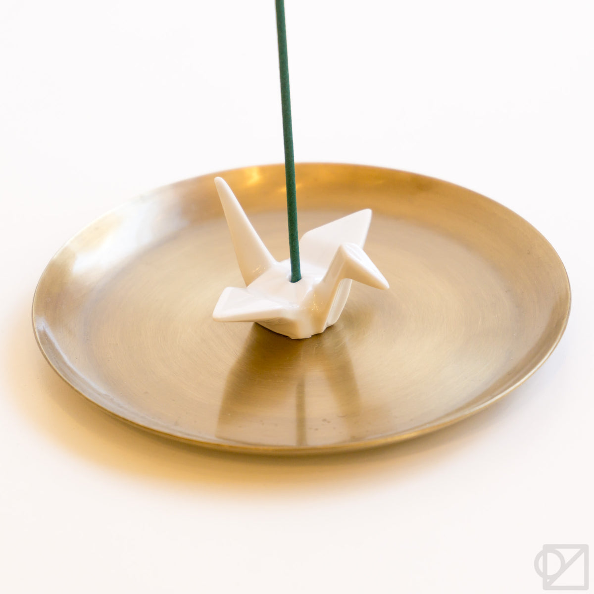 Origami Crane Incense Burners