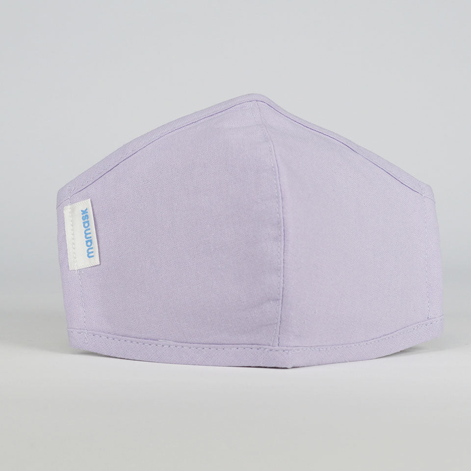 mamask Lightweight Face Mask in Violet