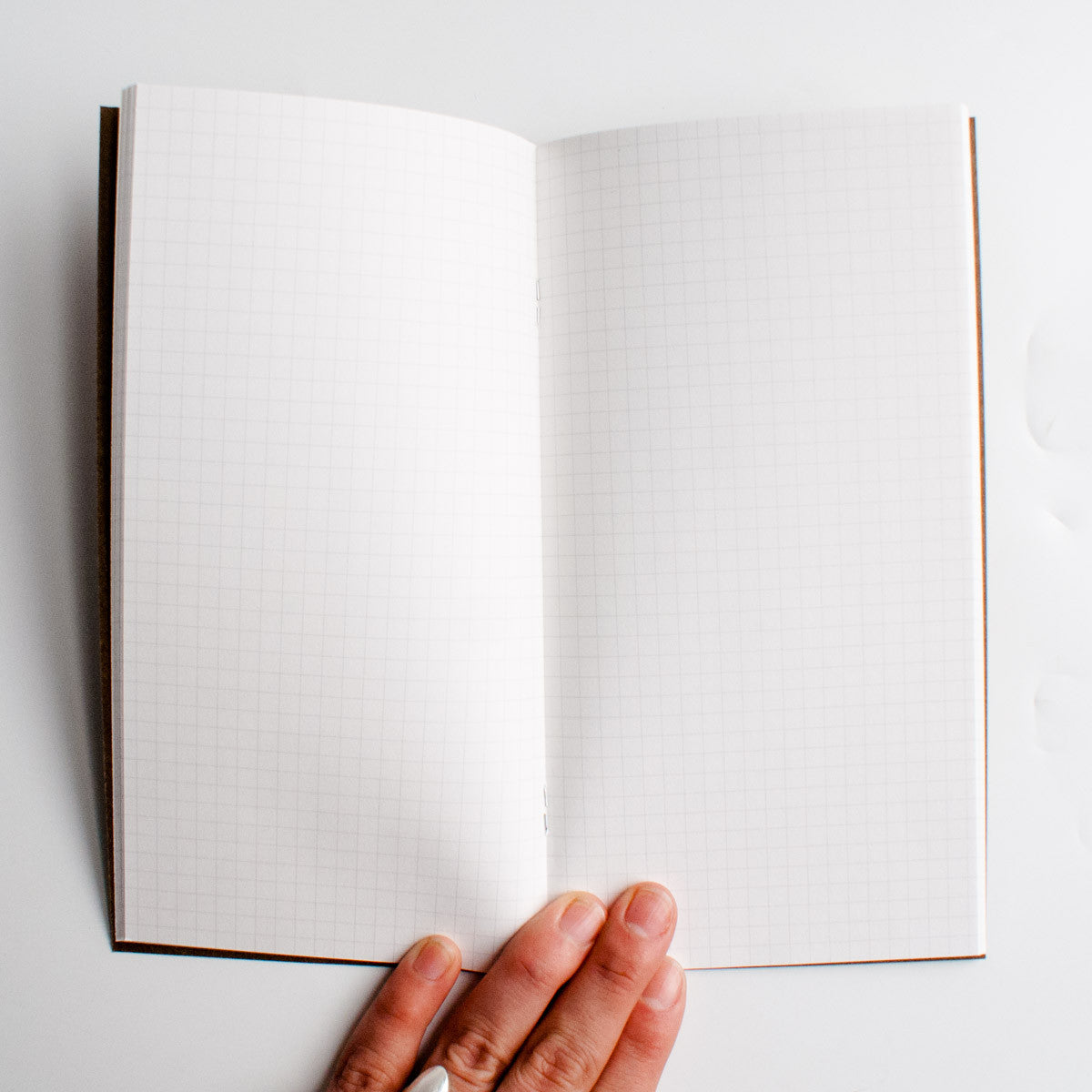 Midori Traveler's Notebook: 002 Grid Notebook Refill