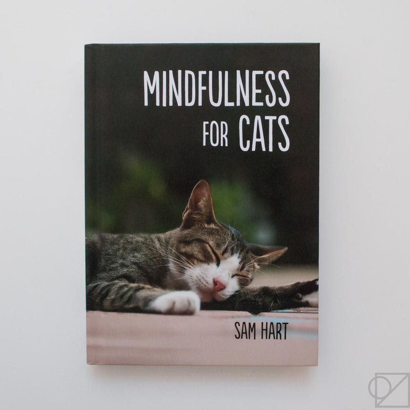 Mindfulness for Cats book by Sam Hart