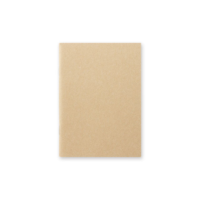 Midori Traveler's Note Passport: 009 Kraft Paper Refill
